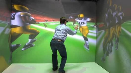 EON Sports VR