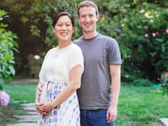 Priscilla and Mark Zuckerberg pregnancy announcement