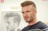 David Beckham attends H&M store opening ceremony on June 13, 2015 in Macau.