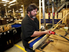 Detroit Quality Brushes manufacturing workers