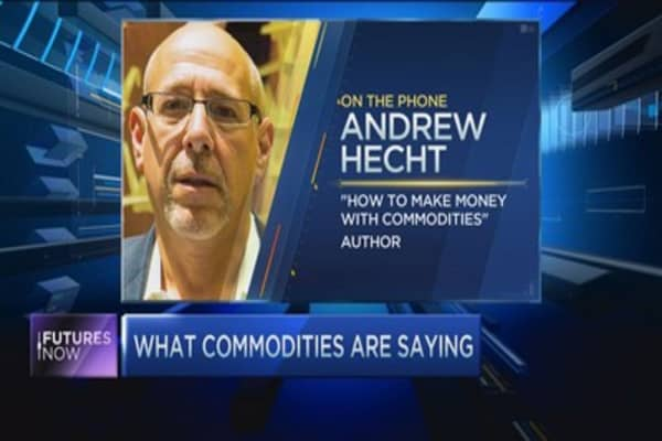 Commodities' warning to the world: Expert