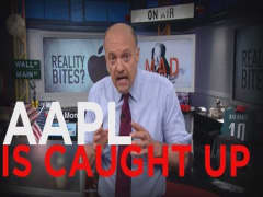 Cramer: Here's the problem with Apple