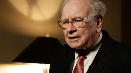 CNBC: Warren Buffett's Berkshire Hathaway has changed in S&P's eyes