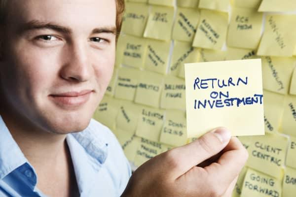 Millennial saving investing