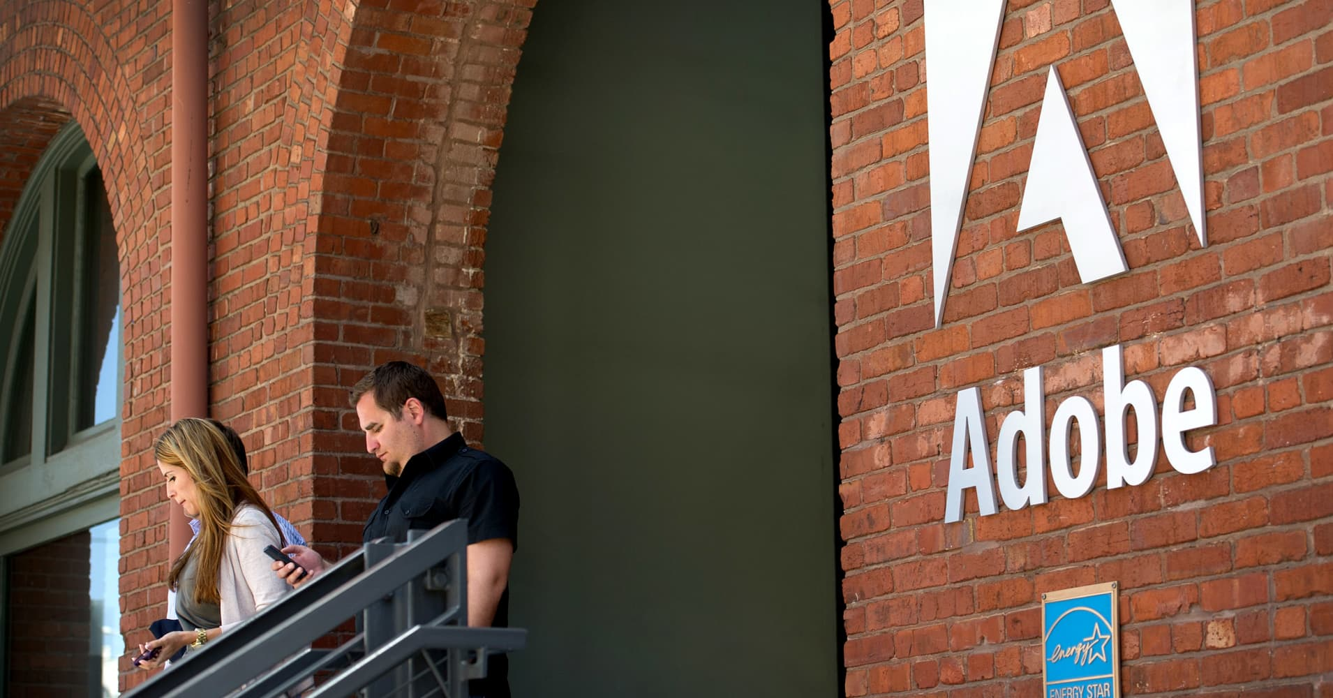 adobe systems shares rise trading at all time highs after earnings adobe san francisco