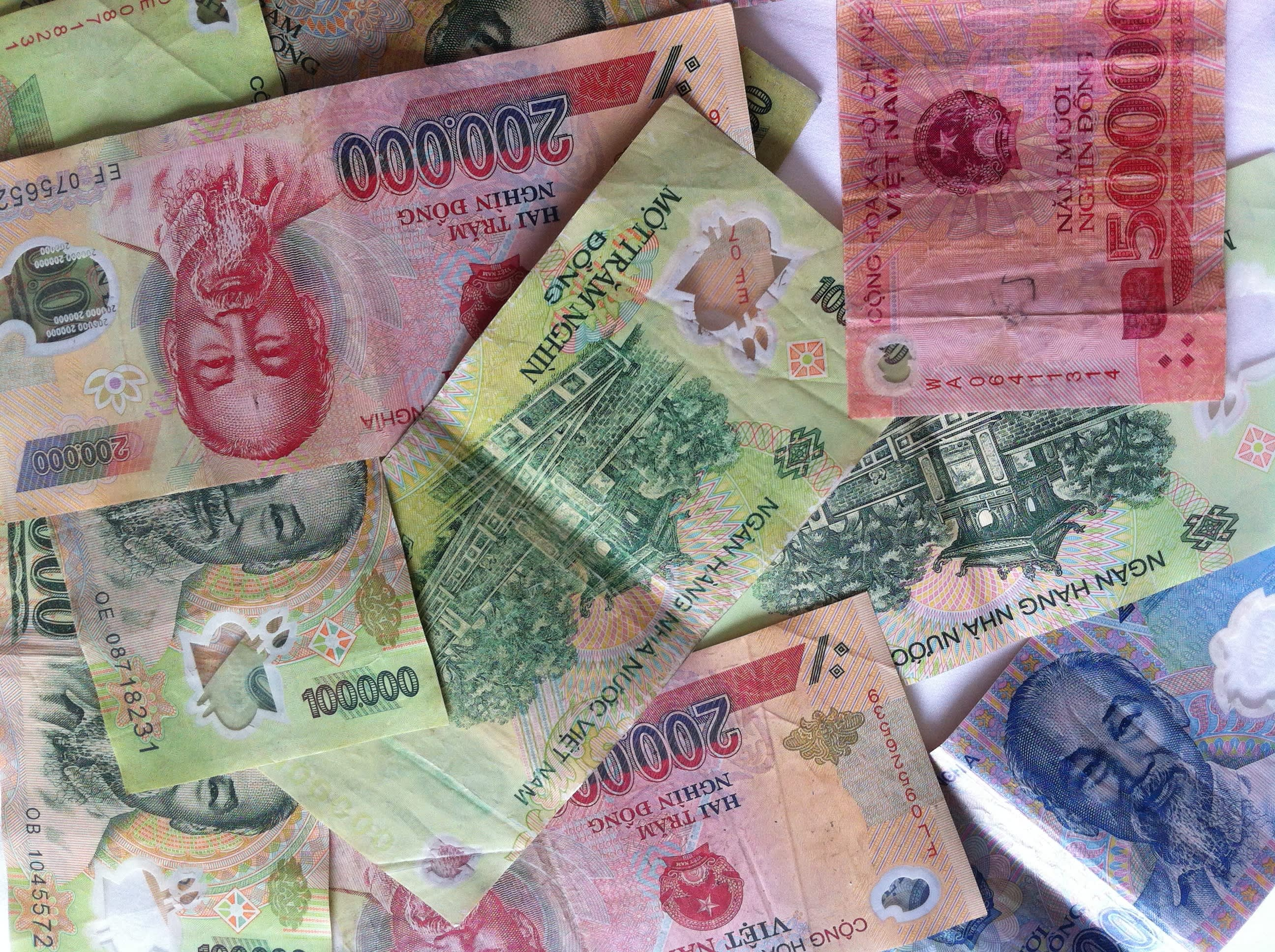 Forex trading vnd per dollar
