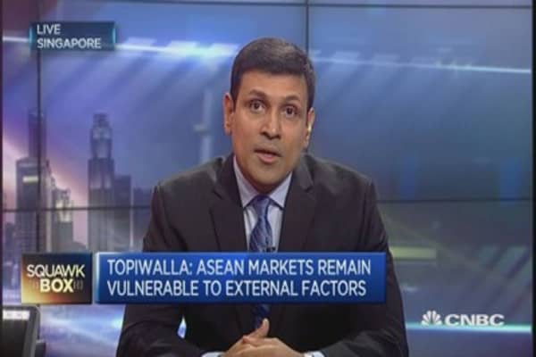 Remain cautious on ASEAN equities: Strategist