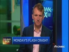 Something not right with market structure: CEO