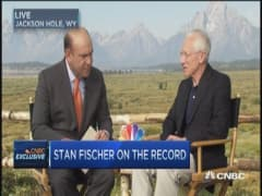Fed's Fischer: Early to tell about Sept. hike