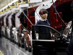 China manufacturing Mercedes Benz