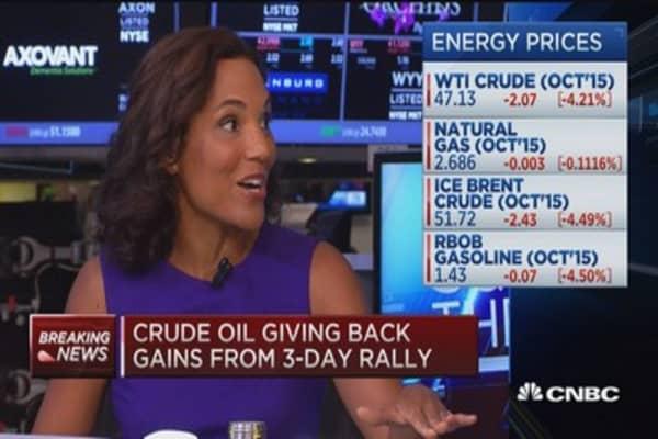 Saudi's oil balancing act