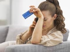 Millennial credit card stress