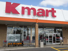 A Kmart department store is seen in Springfield, Virginia