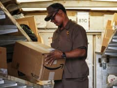 Jobs UPS worker