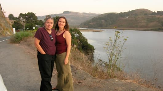 Janet and Maggie Ornstein