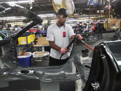Ford manufacturing jobs