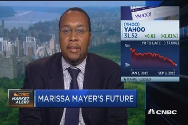 Yahoo will proceed with tax free spin off: Analyst