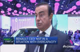 China is an opportunity for us: Ghosn