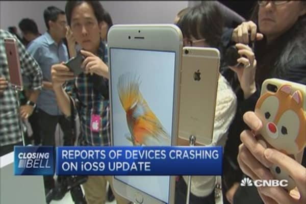 iOs 9 troubles? You're not alone