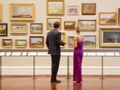 Fine art investing