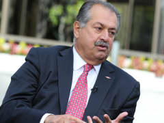 Andrew N. Liveris, CEO of The Dow Chemical Company.