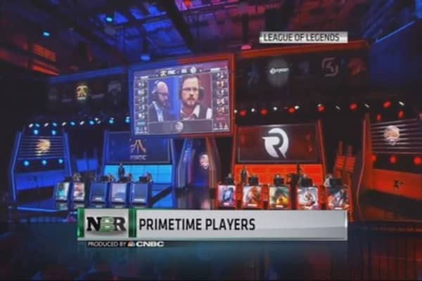 The big business of Esports