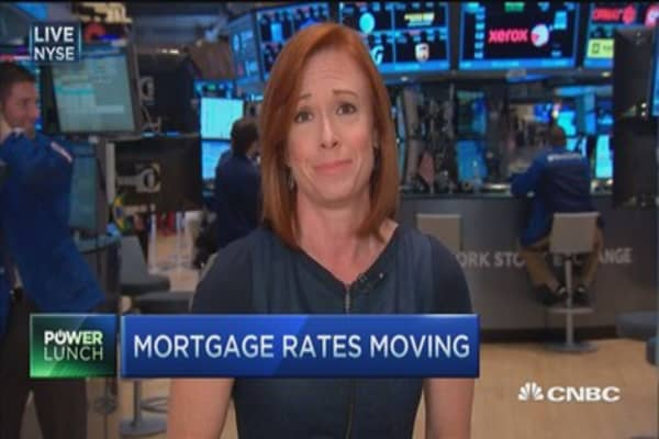 Where mortgage rates stand