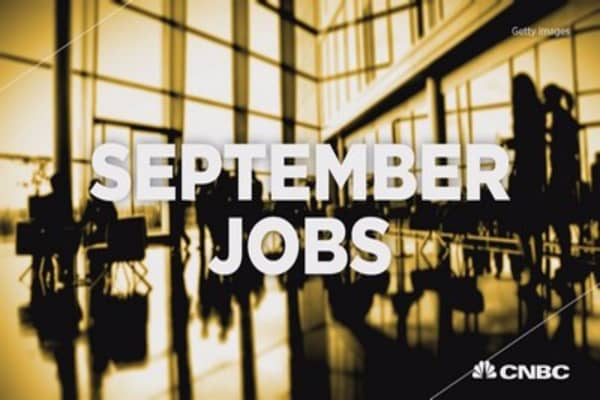 September jobs report disappoints