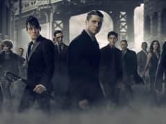 Gotham season two on Fox.
