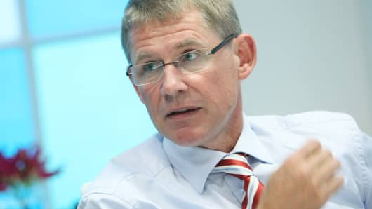 Novo Nordisk's Sorensen tops best CEO rankings