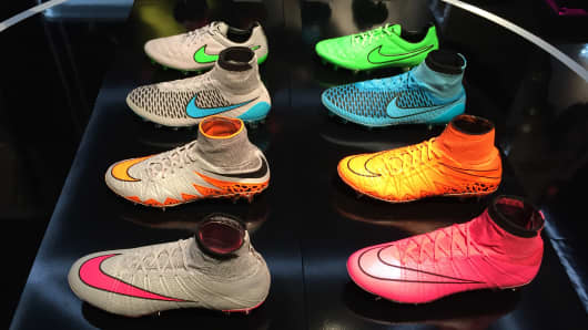 Nike charged with false advertising in China