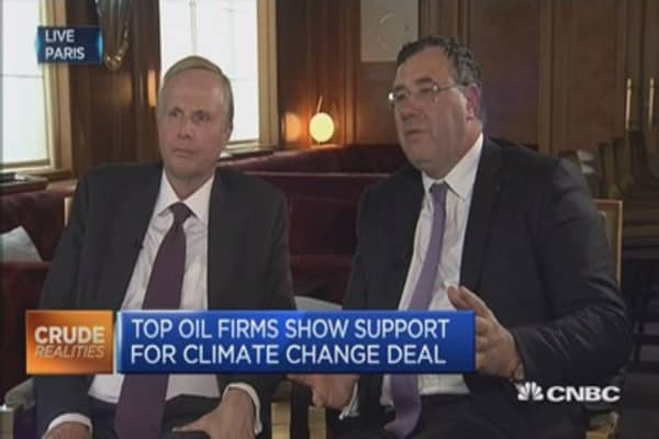 BP CEO: Low oil price is not all bad news