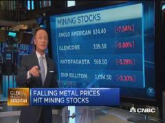 European markets close: Mixed performance