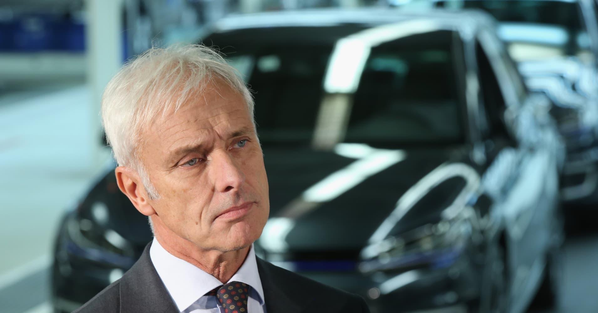 Volkswagen board approved $4.3 billion US criminal civil settlement: Report
