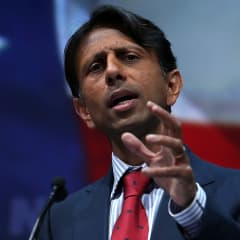 Louisiana governor Bobby Jindal.