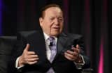 Las Vegas Sands Corp. Chairman and CEO Sheldon Adelson