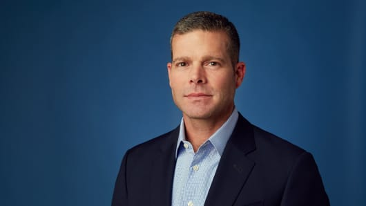 John Rainey, CEO, PayPal