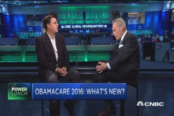 Obamacare 2016: Here's what's new