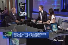 Berlusconi got some things right: Author
