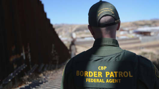 CBP Starts Bidding Process for Border Wall