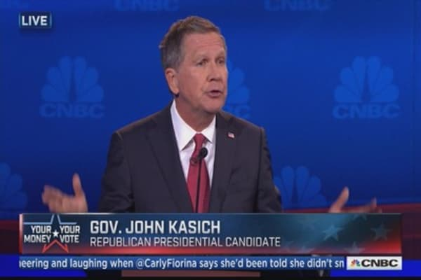 Gov. Kasich: Fantasy tax schemes have to stop