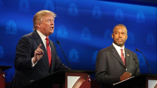 BAYHAM: The Republicans Strike Back In Round Three Of The GOP Presidential Debates