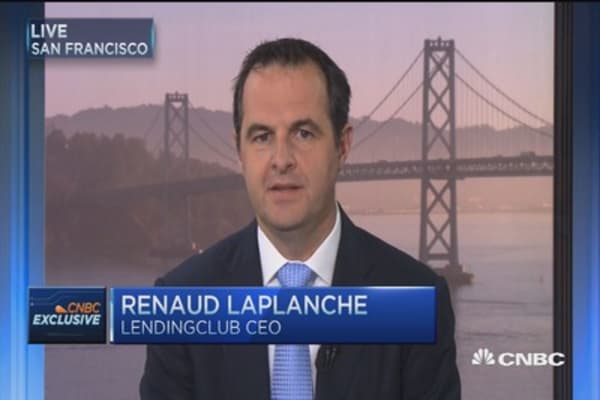 LendingClub reports first profit since IPO