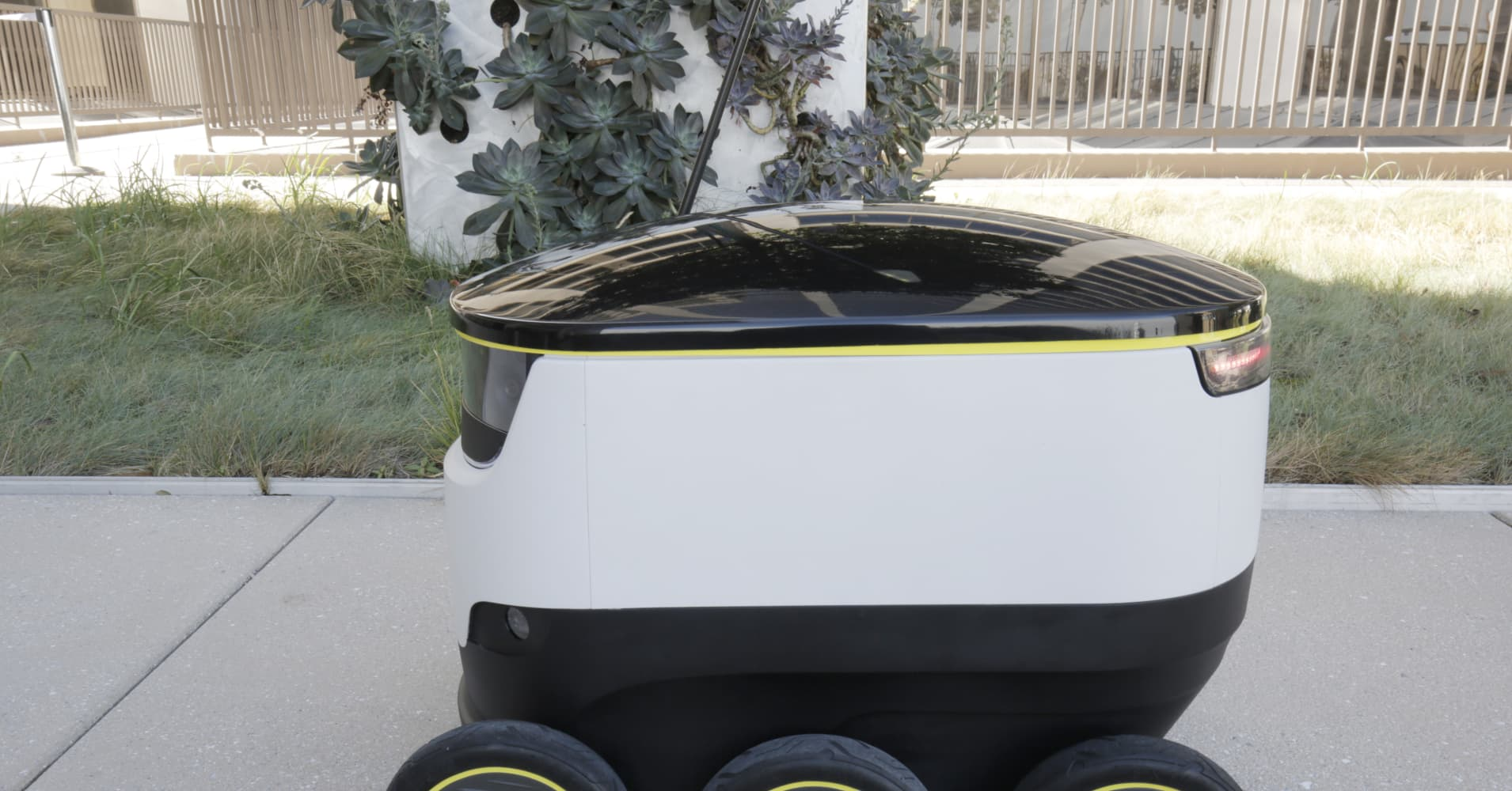 amazon delivery drones with Forget Delivery Drones Meet Your New Delivery Robot on 222243159419 moreover Tracy Ca Amazons New Robot Army Is Ready To Ship likewise Military drone likewise Xk X380 Rc Drone Rechargeable Lithium Battery 11 1v furthermore 222243255294.