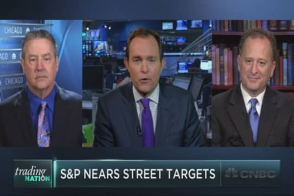 Will the S&P prove Wall Street right?