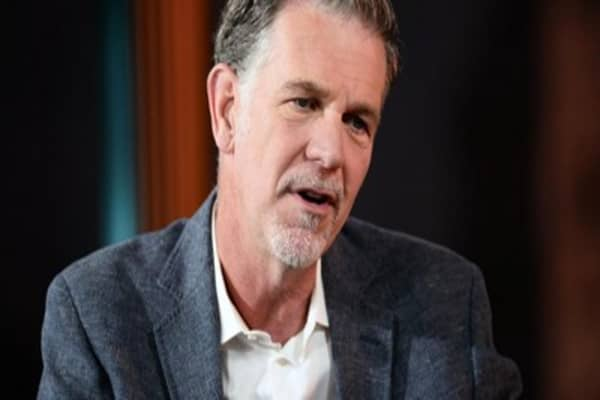 Netflix CEO: We're a testament to long-term investing