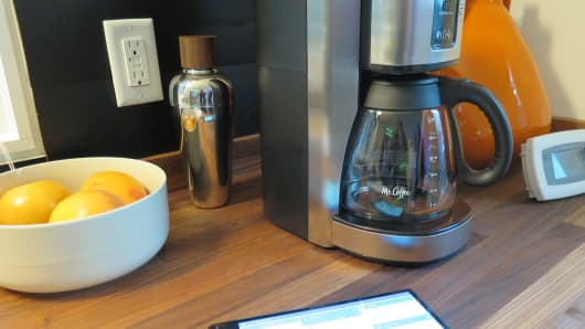 Smart Home Coffee Maker : New Year 2016: Smart homes, smart cars, virtual reality ~ Tech Trick Tips