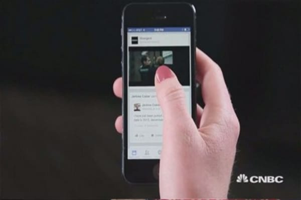 Facebook's explosion in to video space