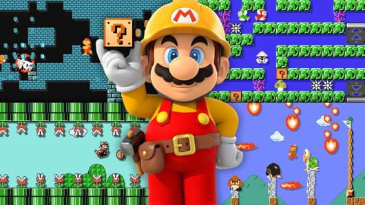 Super Mario Run takes fastest-downloaded crown but Nintendo shares fall again