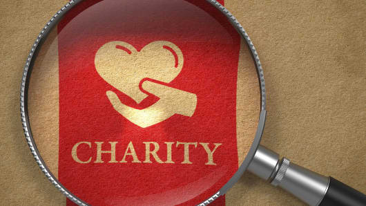 Focus on Charity